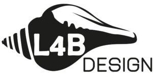 L4B Design logo