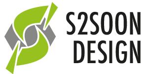 s2soon design logo mobiel